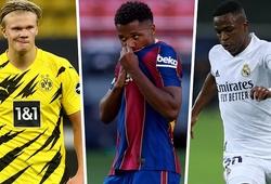 Haaland, Sancho, Fati và những cầu thủ trẻ có giá trị cao nhất