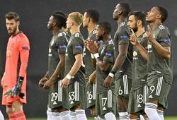 4 cầu thủ MU chịu trách nhiệm về bàn thua trước Sevilla là ai?
