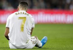 """Hazard """"bay giá"""" khủng khiếp sau khi chuyển đến Real Madrid"""