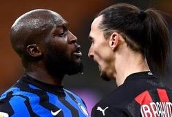 Ibrahimovic và Lukaku so tài bàn thắng ở trận derby lớn nhất thập kỷ