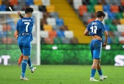 Cristiano Ronaldo bị Immobile vượt qua trong cuộc đua ghi bàn