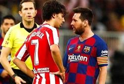 Messi xếp sau 3 cầu thủ trong top 10 giá trị nhất La Liga