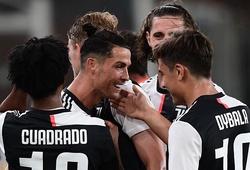 Ronaldo có thể trở thành nhà vô địch cùng Juventus vào đêm nay