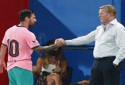Koeman tiết lộ những gì nói với Messi và Suarez khi tiếp quản Barca