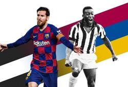 Ai có thể đe dọa kỷ lục mà Messi vừa lập được cùng Barca?