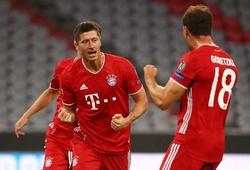 Bayern Munich đe dọa kỷ lục ghi bàn của Barca ở Champions League