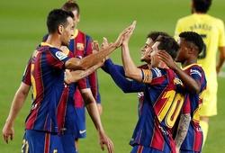 Lịch thi đấu của Barca trước cuộc đối đầu PSG ở Champions League