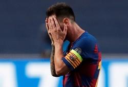 Messi tiết lộ về 3 thất bại sốc khiến anh muốn rời Barca