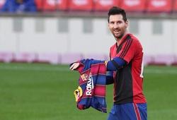 Messi sẽ lập cột mốc đặc biệt nếu ghi bàn vào lưới Cadiz