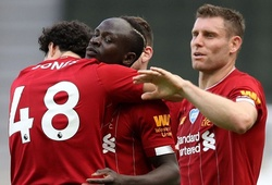 Liverpool san bằng kỷ lục của Man City ở Ngoại hạng Anh