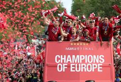 Bao giờ Liverpool diễu hành ăn mừng chức vô địch?