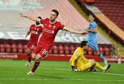 Liverpool hưởng lợi khi Diogo Jota lập kỳ tích ghi bàn sau 16 năm