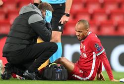 Liverpool thêm khủng hoảng hàng thủ sau khi thắng Midtjylland