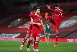Liverpool sử dụng 4 cầu thủ để giải quyết cuộc khủng hoảng Van Dijk