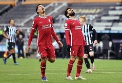 Liverpool tuột mất chiến thắng từ 4 pha cứu thua ngoạn mục