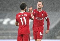 Liverpool mất bàn thắng đẹp của Salah trước Tottenham do VAR