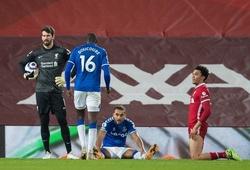 """Nhà cái """"hất văng"""" Liverpool khỏi top 4 sau khi thua Everton"""