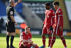 Klopp có nguy cơ bị sa thải sau khi Liverpool thua Leicester