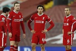 Liverpool từ biệt chức vô địch Ngoại hạng Anh vì... sân nhà