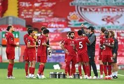 Liverpool cần thêm bao nhiêu điểm nữa để vô địch Ngoại hạng Anh?