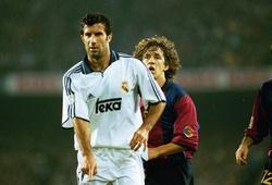 20 năm kể từ lần đầu tiên Figo trở lại Nou Camp giáp mặt Barca