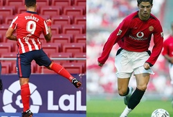 Luis Suarez, Ronaldo tạo nên top 10 màn ra mắt trong mơ
