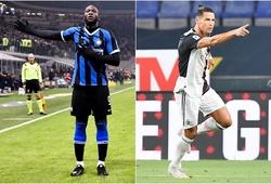 """""""Mổ xẻ"""" cách ghi bàn của Ronaldo và Lukaku trước trận đại chiến"""