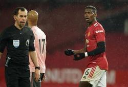Hậu vệ MU đổ lỗi cho trọng tài sau khi thua Sheffield United