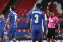 Hậu vệ MU khiến tuyển Anh ôm hận sau 31 phút thảm họa