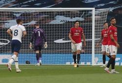De Gea và Maguire bị chế giễu khi MU nhận bàn thua từ Tottenham