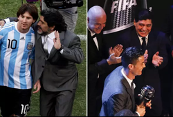 Maradona từng so sánh Messi và Ronaldo như thế nào?