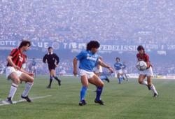 Tổng số bàn thắng của Maradona trong sự nghiệp là bao nhiêu?