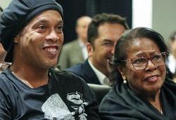 Mẹ Ronaldinho không qua khỏi sau biến chứng nhiễm Covid-19
