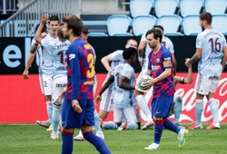 Messi phải dè chừng cái dớp đau khổ kéo dài 7 năm với Barca
