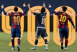 Messi đạt cột mốc khó tin về số lần ra sân trong sự nghiệp