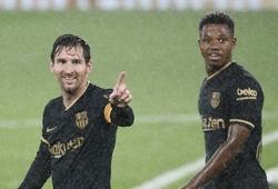 Messi, Ansu Fati và Coutinho tạo cơn lốc tấn công cho Barca