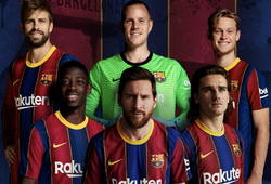 Barca vẫn sử dụng hình ảnh của Messi để kiếm tiền từ áo đấu