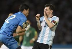 Messi sẽ cùng Argentina vượt qua chứng say độ cao?