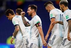 Messi sắp đuổi kịp kỷ lục của Pele ở Nam Mỹ