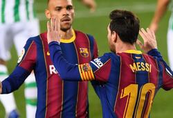 Tranh cãi về bàn thắng của Messi với các đường kẻ VAR khác nhau
