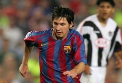 Messi năm 16 tuổi đã cứu Barca thoát khỏi cảnh xuống hạng