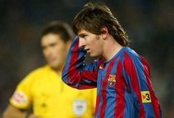 """Những lời """"tán tỉnh"""" mà Messi từng dành cho Cadiz cách đây 15 năm"""