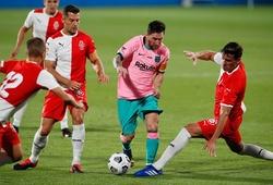 Messi có thể bỏ lỡ trận Siêu kinh điển Barca vs Real Madrid