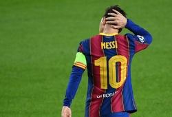 Messi đang bất lợi hơn Ansu Fati, Ronaldo và cả Suarez