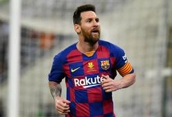 Messi đã tăng tốc mãnh liệt ở mùa giải này thế nào?
