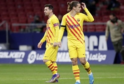 Messi đã mất kết nối với các đồng đội ở Barca như thế nào?