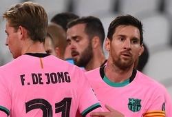 Barca sẵn sàng cho kế hoạch táo bạo với Messi