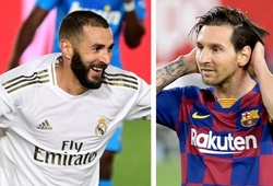 Messi chịu bất công vì VAR khi cũng chạm bóng bằng tay như Benzema
