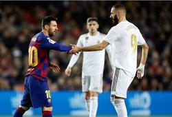 """Bàn thắng của Messi hay Benzema """"đáng giá"""" hơn ở La Liga mùa này?"""