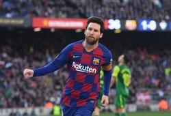 """Messi trên đường trở thành """"chúa tể"""" Champions League"""
